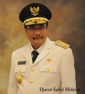 Biografi Djarot Saiful Hidayat