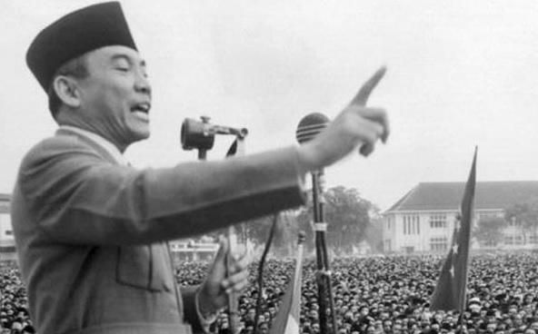 Pidato Ir. Soekarno