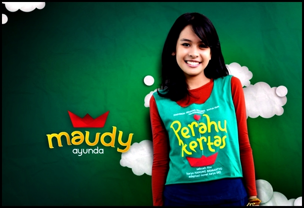 Biografi Maudy Ayunda - Karier Dalam Bidang Seni dan Aktor