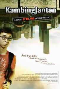 Biografi Radit Sebagai Aktor dalam Film Kambing Jantan The Movie