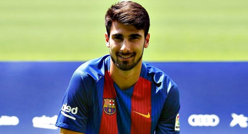 Biodata Andre Gomes - Biografi Singkat dan Profil Lengkap Pemain Portugal dan Barcelona