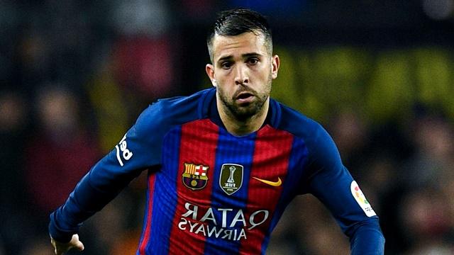 Biodata Jordi Alba - Biografi Singkat dan Profil Lengkap Pemain Gesit Asal Spanyol dan Barcelona