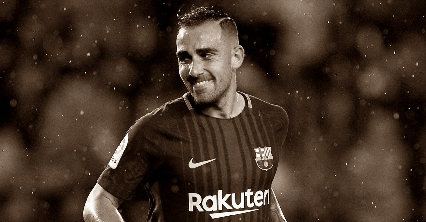 Biodata Paco Alcacer - Biografi Lengkap dan Profil Singkat Pemain Spanyol dan Barcelona