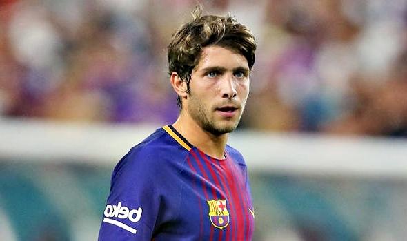 Biodata Sergi Roberto - Biodata Lengkap dan Profil Singkat Pemain FCB dan Spain