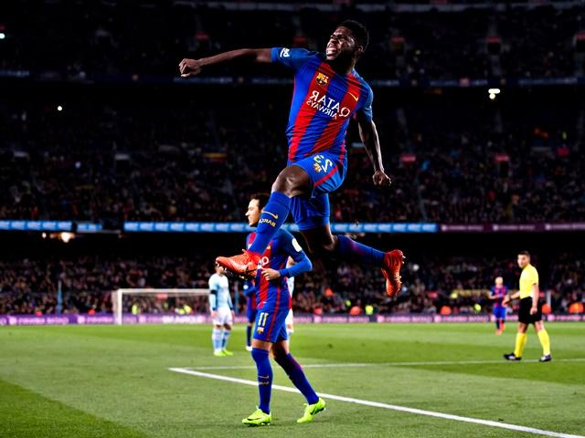 Biografi Lengkap Samuel Umtiti Bersama Tim Barunya, FC Barcelona