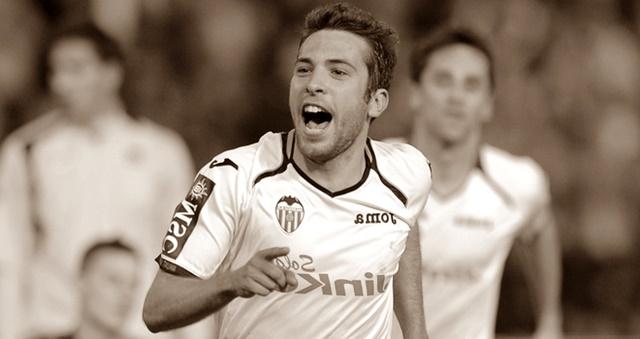 Biografi Singkat Awal Alba Memulai Karir Profesional Sebagai Pemain Sepak Bola Valencia