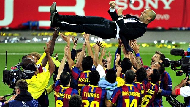 Bukti Kehebatan Pep Guardiola sebagai Pelatih Barca