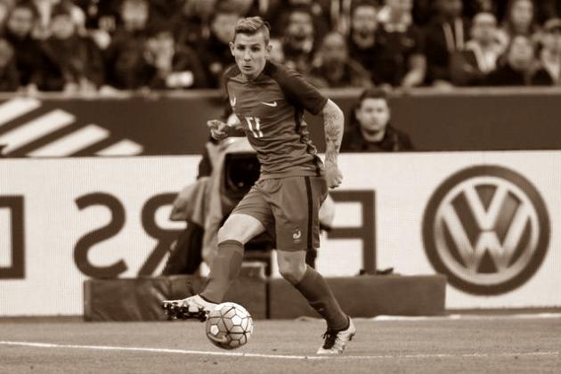 Karier Lucas Bersama Tim Nasional Prancis