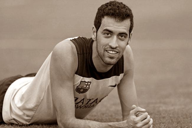 Karir Lengkap Sergio Busquest sebagai Pemain Spanyol dan Barcelona
