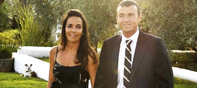 Kekasih Luis Enrique, Elena Cullel dan Anak si Buah Hatinya