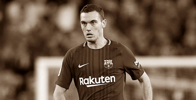 Thomas Vermaleen dan Keputusannya Bergabung bersama Blaugrana Barcelona FC