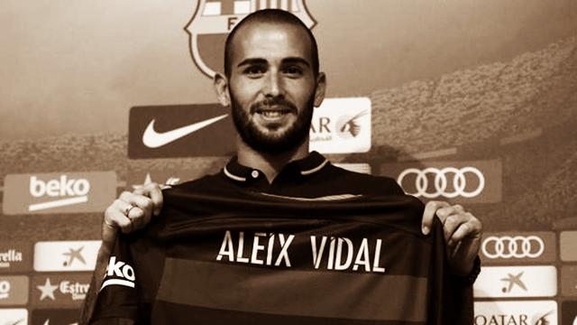 Aleix Vidal dan Profil Riwayat Karir Sepak Bola