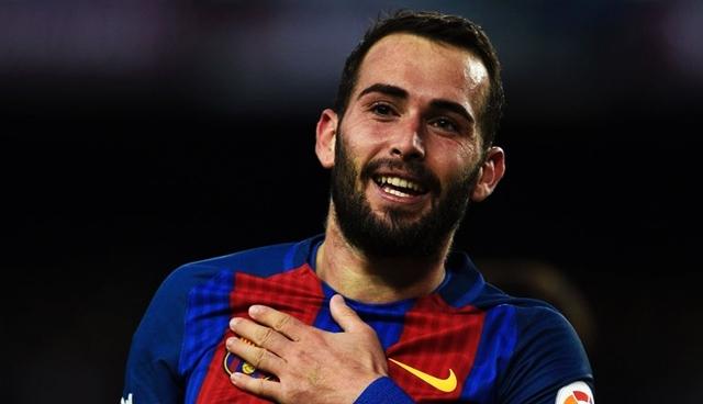 Biodata Aleix Vidal serta Biografi dan Profil Riwayat Hidup Pemain Barca Kelahiran Spanyol