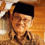 Biodata Habibie serta Profil Biografi Presiden RI Ke 3 dan Dirut IPTN serta Kisah Riwayat Hidup Singkat Bacharuddin Jusuf H