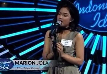 Biodata Lengkap Marion Jola dan Tempat Tanggal Lahir serta Agama Penyanyi Berbakat