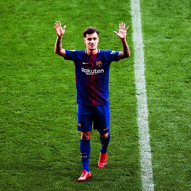 Biodata Philippe Coutinho Pemain Anyar Barcelona serta Profil Riwayat Hidup dan Biografi Lengkap