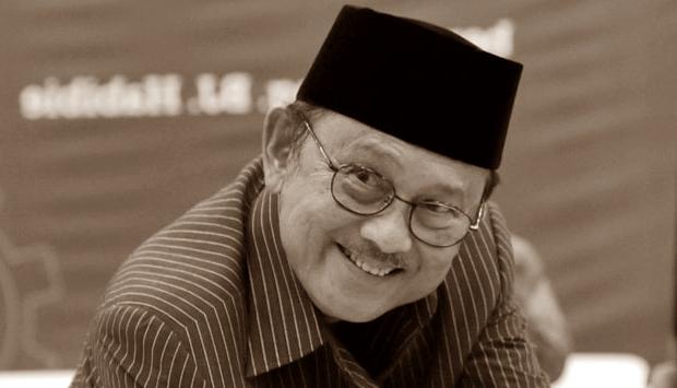 Biodata Singkat Habibie sebagai Presiden RI ke Tiga