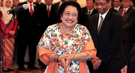 Biodata Singkat Megawati sebagai Presiden Wanita Pertama RI