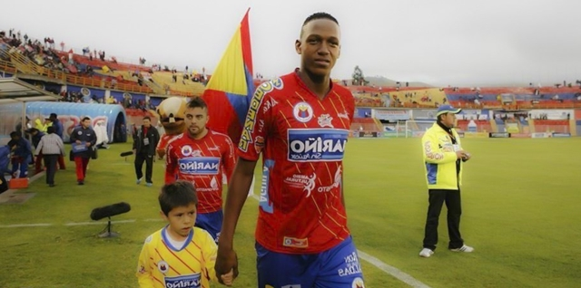 Debut Junior Yerry dengan Masuk ke Akademi Barcelona, dan Pindah ke Deportivo Pasto