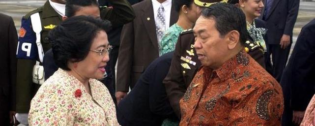 Ibu Mega dan Jabatannya Sebagai Wakil Presiden RI di Masa Abdurrahman Wahid