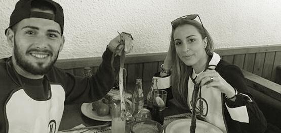 Kisah Kasih Aleix Vidal bersama Lorena