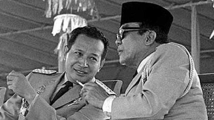 Kisah Soeharto yang Terjun Ke Dunia Politik