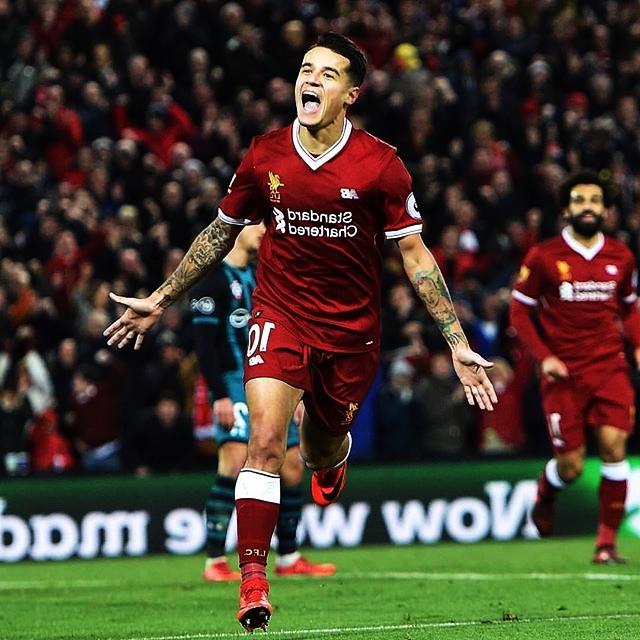 Prestasi Mentereng Pemain Asal Brazil yang Dibeli FC Barca dari Liverpool