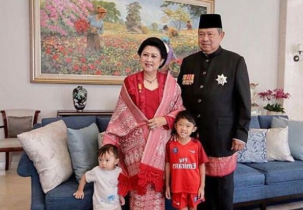 Profil Riwayat Hidup Susilo Bambang Yudhoyono serta Tempat Tanggal Lahir dan Agama Keluarganya