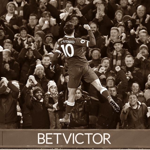 Riwayat Hidup dan Biodata Philippe Coutinho dan Karir Profesionalnya Bersama Liverpool