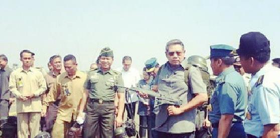Susilo Bambang Yudhoyono dan Kiprah Keluarganya di Bidang Militer