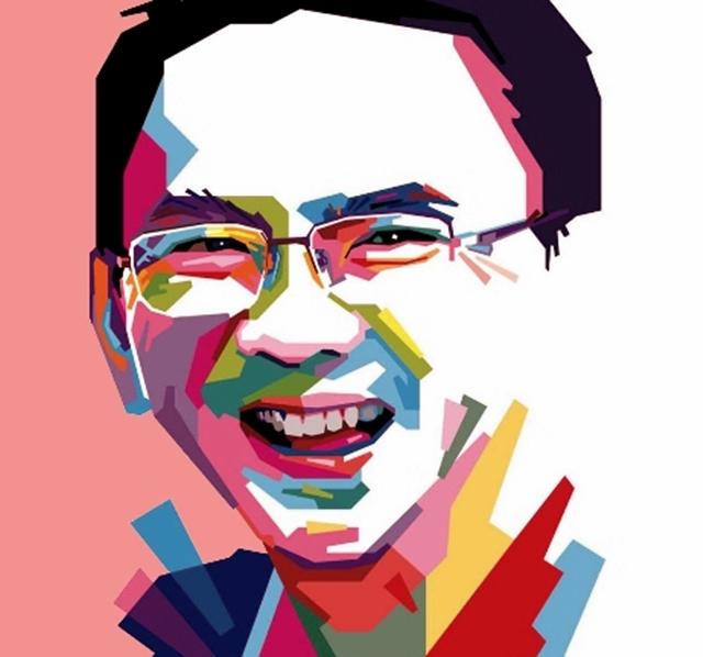 Basuki Tjahaya Purnama yang Mencalonkan Diri Sebagai Wakil Gubernur