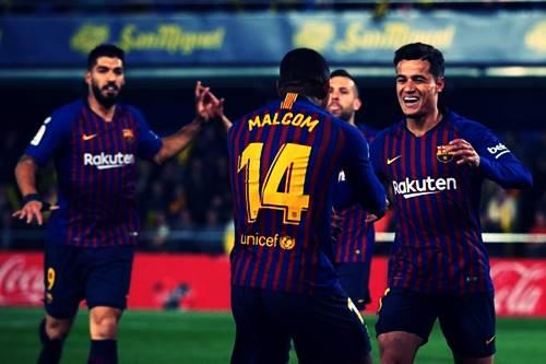 Biodata Malcom Yang Mencetak Gol Lawan Villareal Pada Pekan Ke 30 La Liga Santander