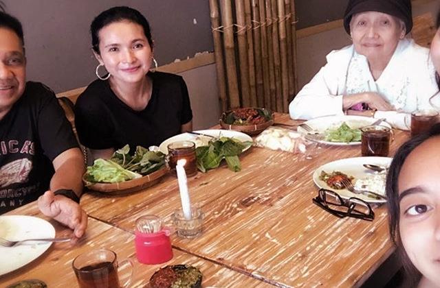 Biografi Lengkap Nuryanda Datau Pemeran Ibunya Yuni dalam Sinetron SCTV