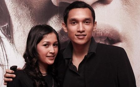 Kehidupan Pribadi Gio Bersama Istri Tercintanya Dewi
