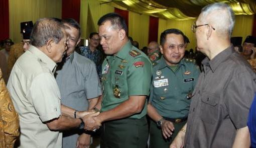 Profil Riwayat Karier Tri Sutrisno pada Penugasan Militer di Aceh