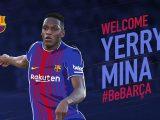 Biodata Yerry Mina dan Kisah Perpindahannya ke Barcelona dari Palmeiras serta Profil Riwayat Biografi